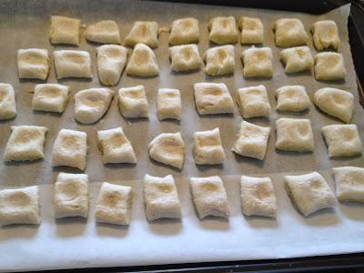 Pumpkin Gnocchi With Sage Sauce