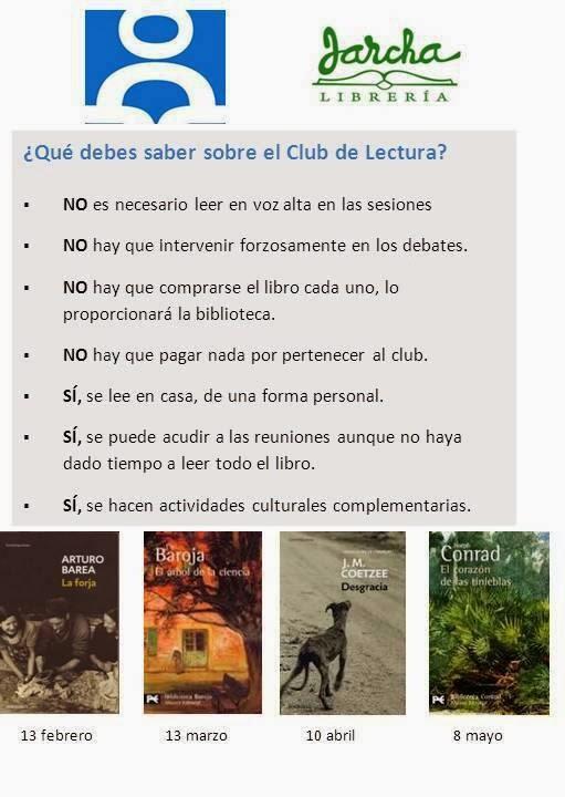 Club de lectura Vicálvaro