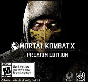 Mortal Kombat X Premium Edition 2015