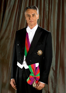 Aníbal Cavaco Silva-President of Portugal to-20