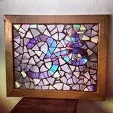 Disc Mosaics