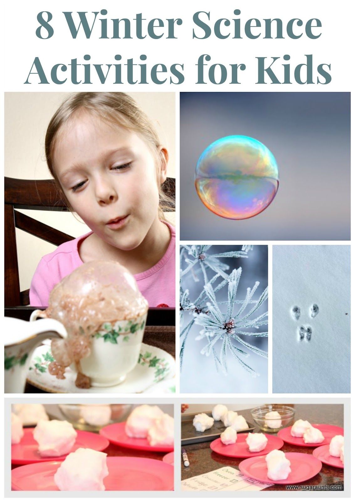 8 winter science activities for kids