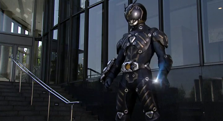 Kamen Rider Ryuki 38 Subtitle Indonesia