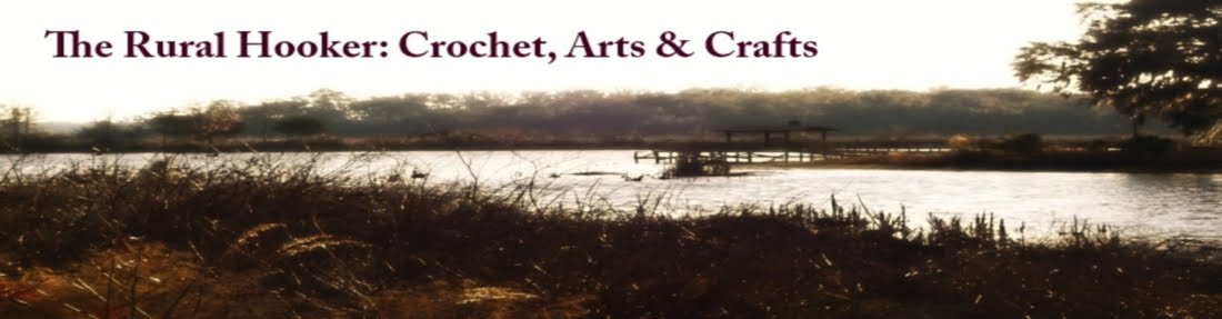 The Rural Hooker: Crochet & Crafts