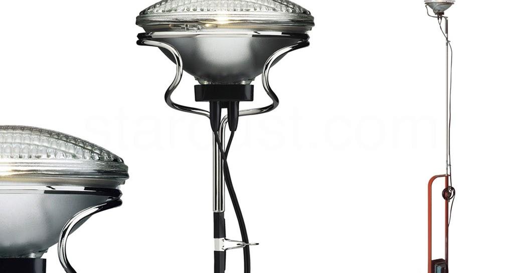 Toio Ultra Modern Minimalist Floor Lamp