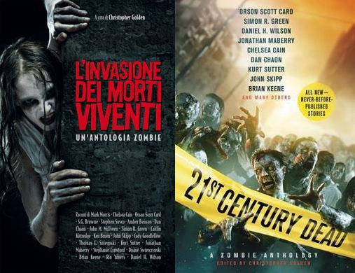L'invasione dei Morti Viventi - 21st Century Dead (cover a confronto)