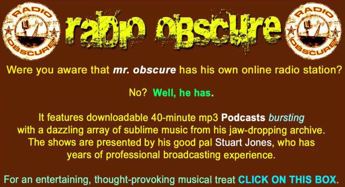 radio obscure adlink