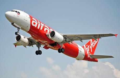 Indonesia AirAsia A320 PK-AZA