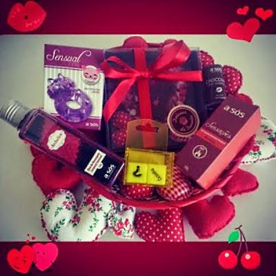 Dia dos Namorados 2014 - Criação da marca Delícias da Daninha