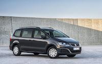 Seat Alhambra MPV Facelift