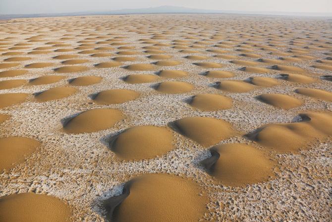 George Steinmetz. La Sal y la Tierra
