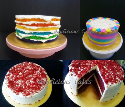 Ayulicious Cakes, Cupcakes n Desserts 012-625 7307 ayu.cakes@yahoo.com