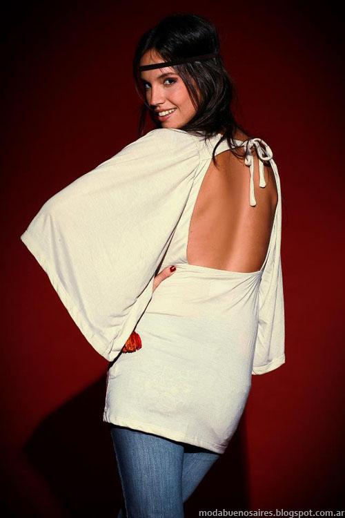 Túnicas moda invierno 2013 mujer