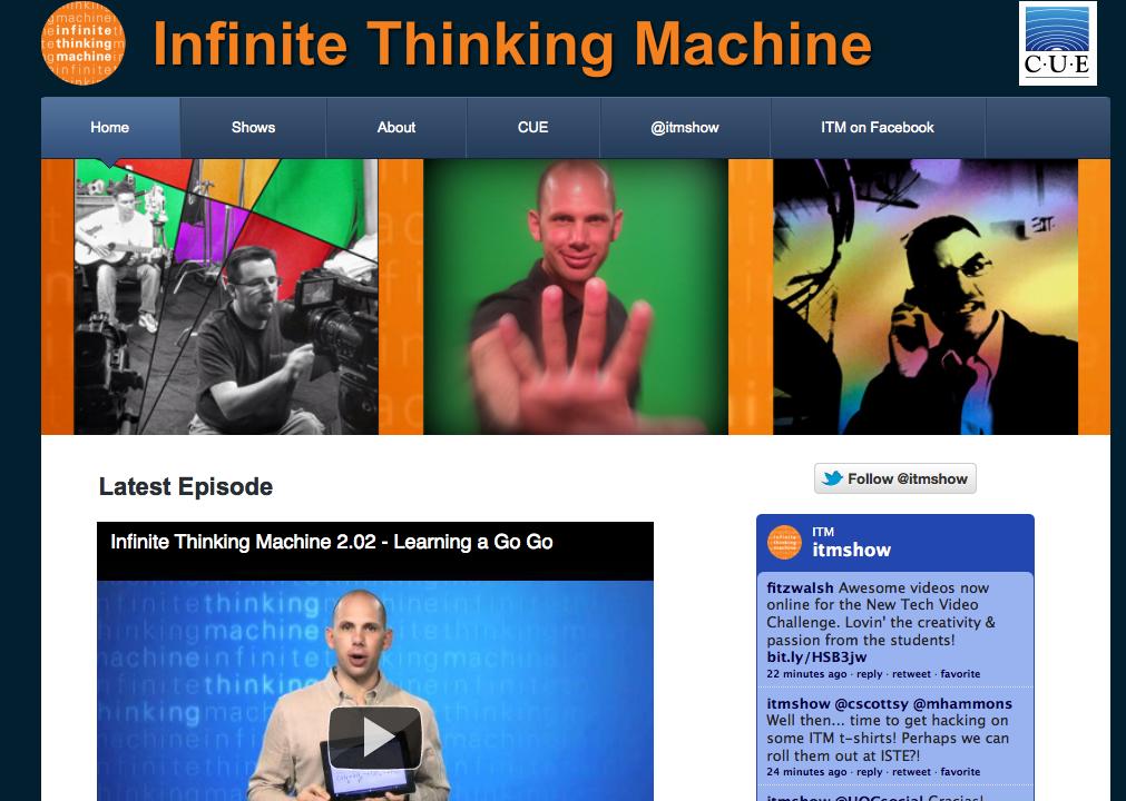 infinite thinking machine