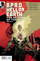 B.P.R.D.: Hell on Earth - The Return of the Master #102 Cover