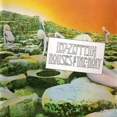 Led Zeppelin - Houses Of The Holy 1973 (UK, Hard Rock, Heavy Prog)