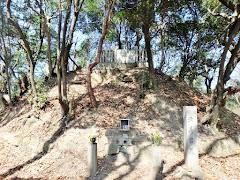 源義家の墓(大阪府羽曳野市壺井)
