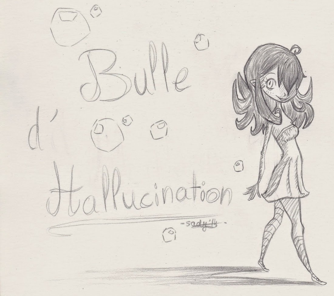 ○Bulle d'hallucination○