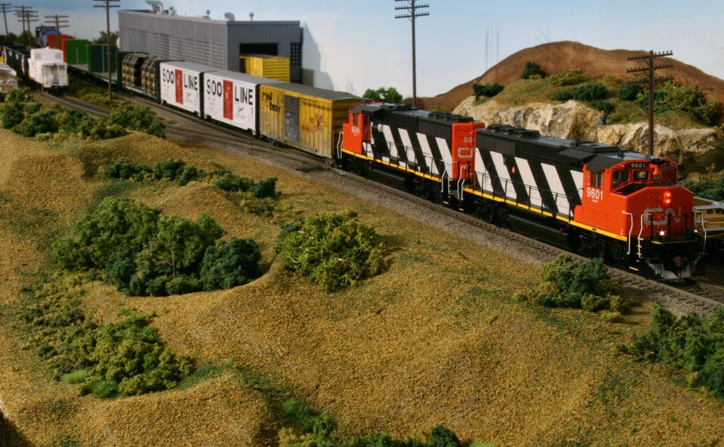 Introduction to N Scale Model Trains  The Spruce
