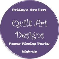 Paper Piecing Party Friday!
