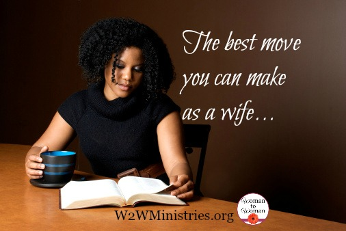 The best move you can make as a wife #marriage