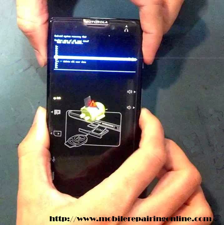 How to Enter Recovery Mode on Samsung Motorola X