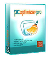 PC Optimizer PRO 6.1.6.6 (cover)