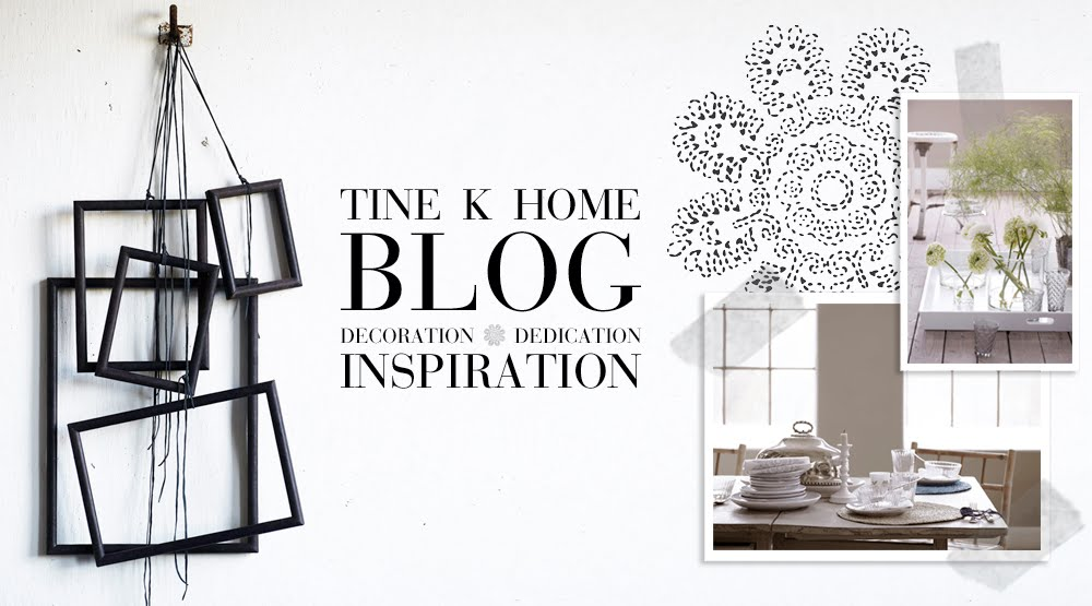 Tine K Blog