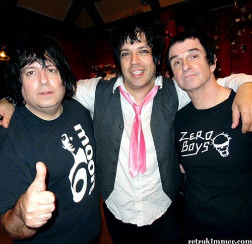Joe Leone, Ricky Rat, and Brad Elvis