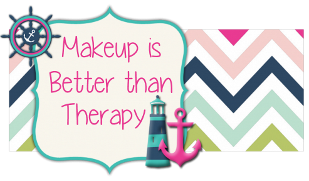 Makeup is Better than Therapy