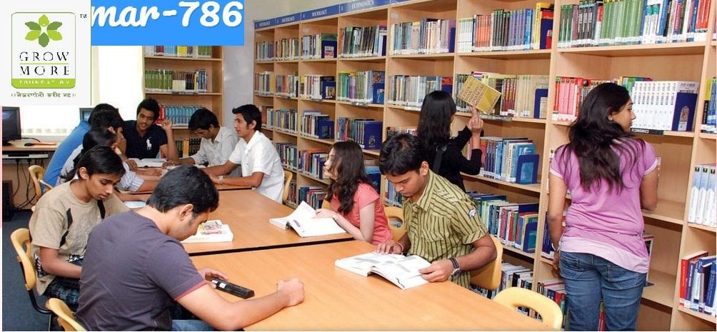 GROW MORE LIBRARY HIMATNAGAR