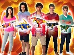 Phim Power Rangers Dino Charge
