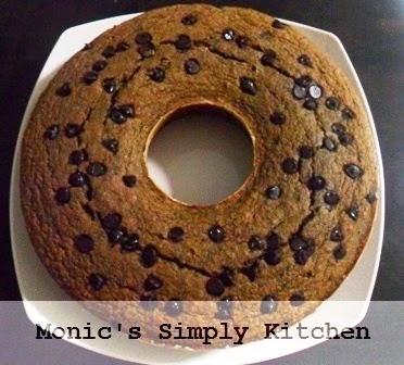 resep cake oatmeal bit chocochips