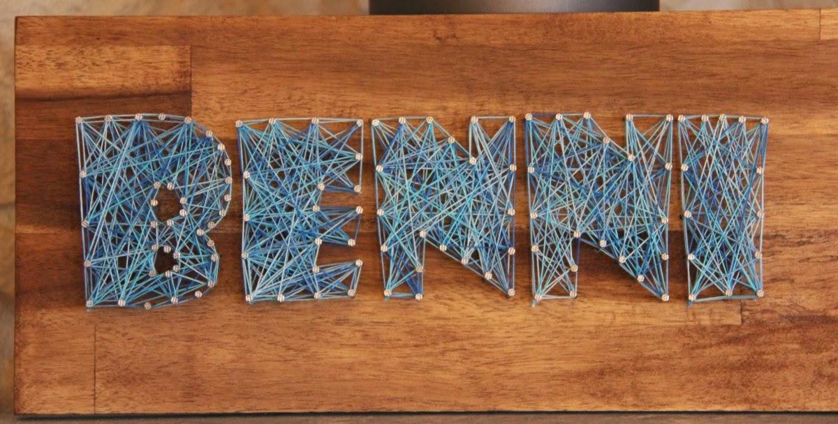 scheerereien - basteln, nähen, werkeln und mehr: string art,