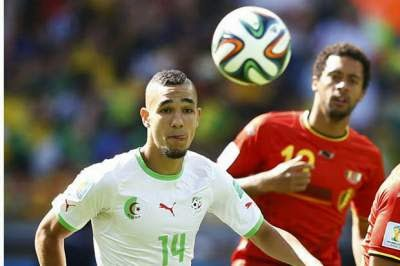 Nabil Bentaleb interview