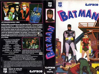 Batman Serie Pelicula 1966