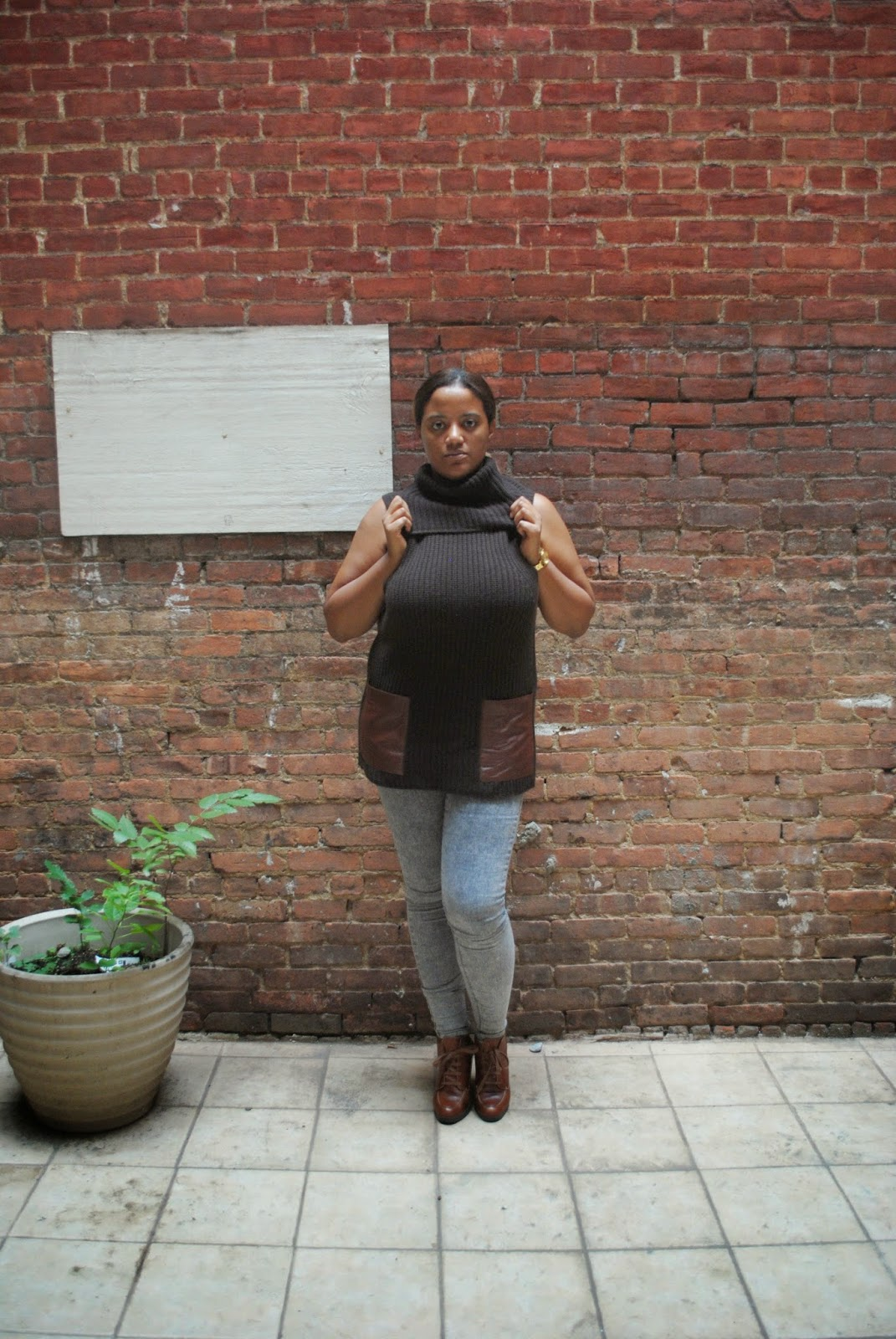 Edie's Closet: Cashmere with Pockets