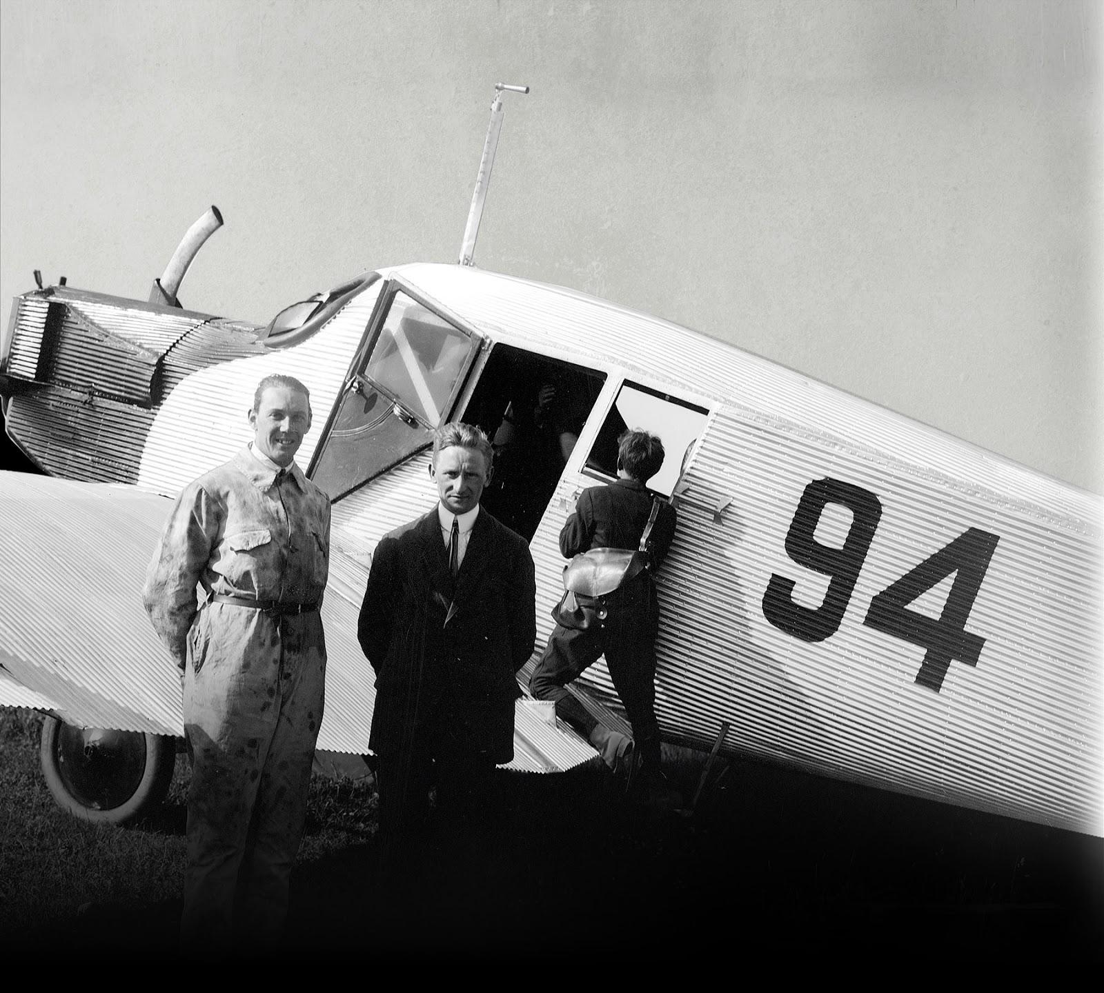 É MAIS QUE VOAR   RIMOWA reconstrói o Junkers F-13 e entra para a história da aviação