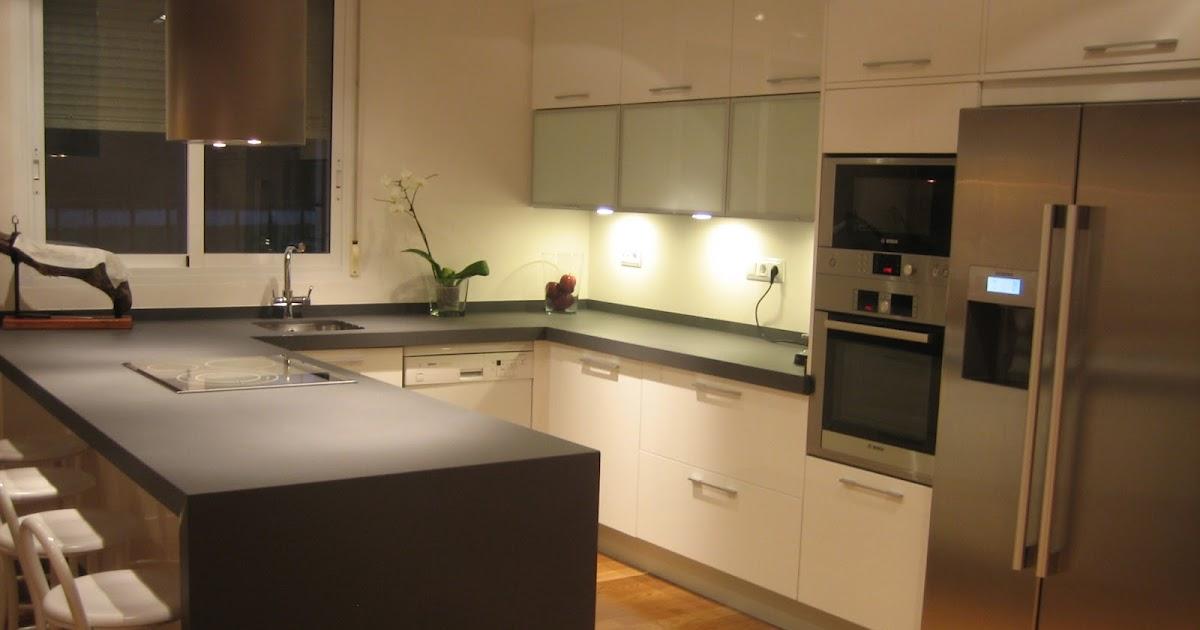 Formas almacen de cocinas sl medidas perfectas para una - Ideas para amueblar una cocina ...