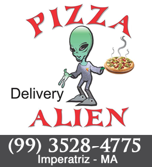 Pizzaria Alien