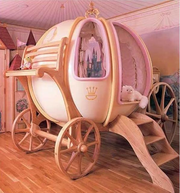 Tempat Tidur Kereta Kerajaan