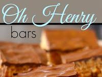 Oh Henry Bars