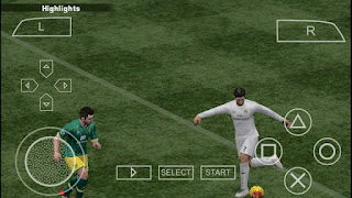 PES 2016 ANDROID SAMSUNG GRAND PRIME