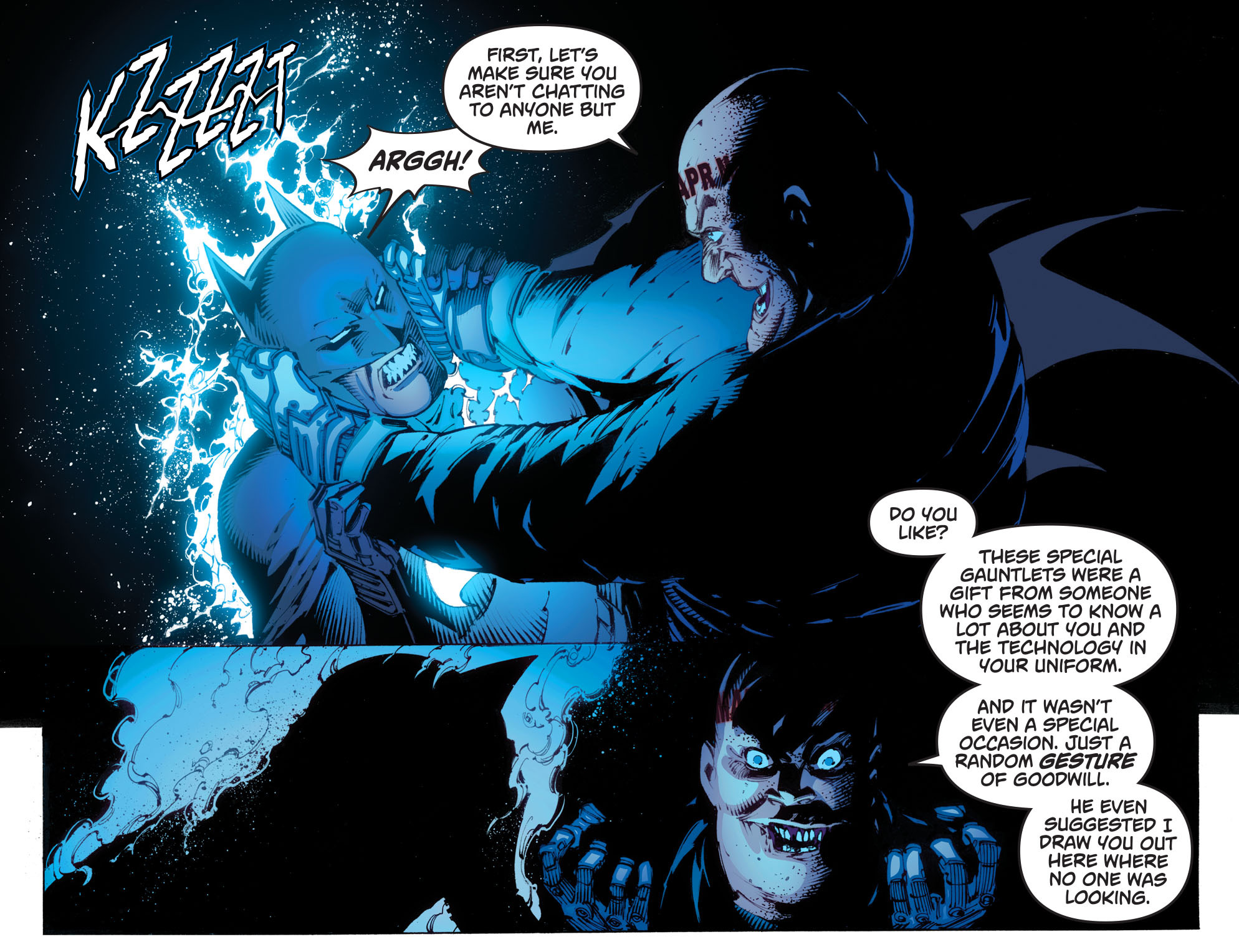 Batman: Arkham Knight [I] Issue #29 #31 - English 19