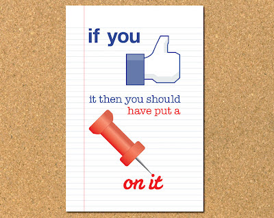 facebook and pinterest poster