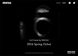 Новый Fullframe Pentax