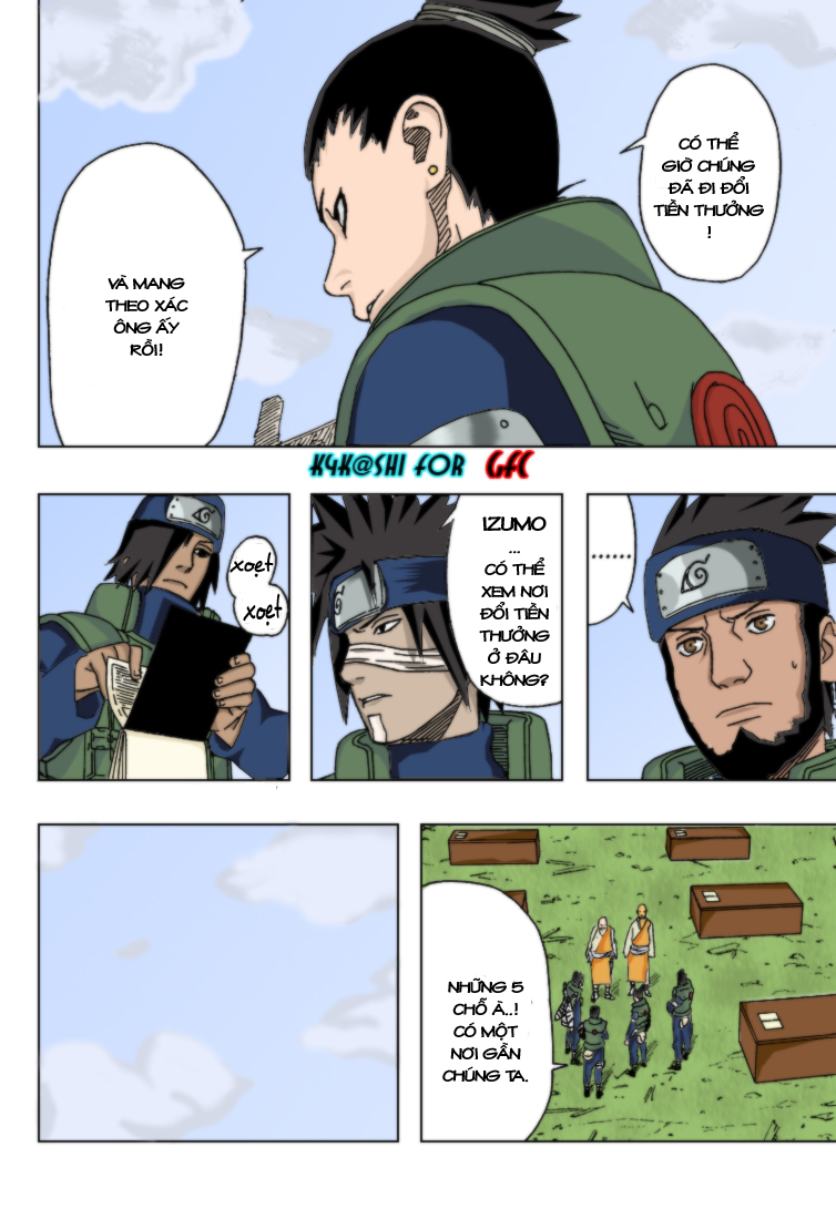 Naruto chap 320.Color Trang 4 - Mangak.info