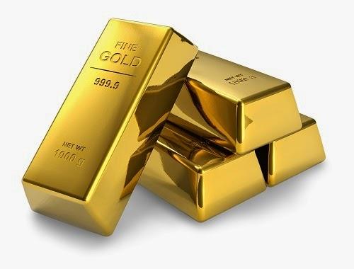 Meredupnya harga emas di tahun 2015