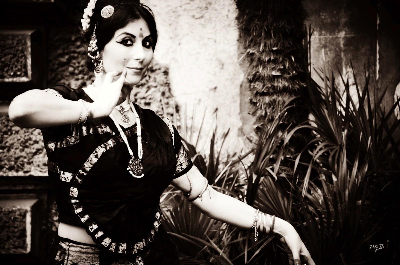 Danza Bharata Natyam Museo