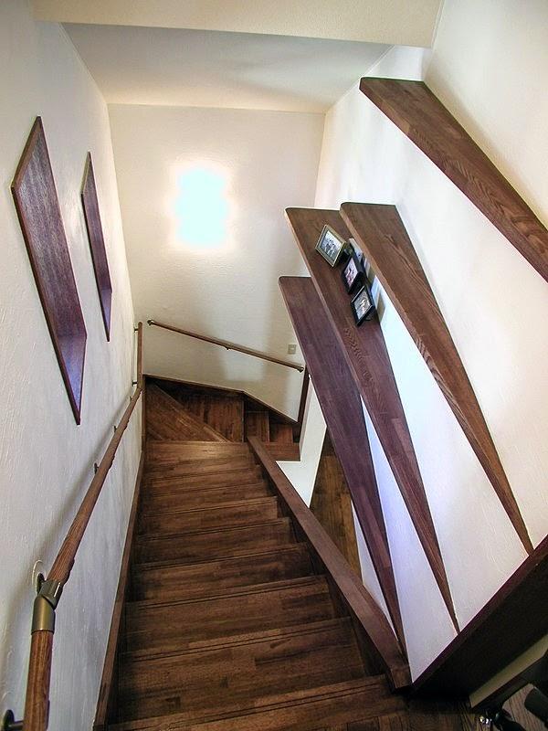 老後もOKの低い階段